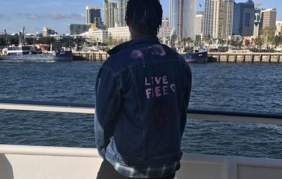 Live Free Jacket